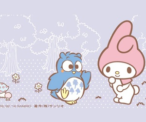 art, my melody, and pastel art image
