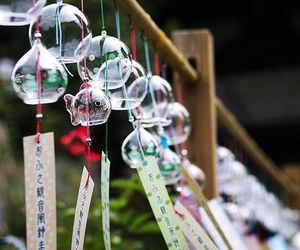 japan and wind chime image