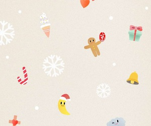 christmas, wallpaper, and pattern image