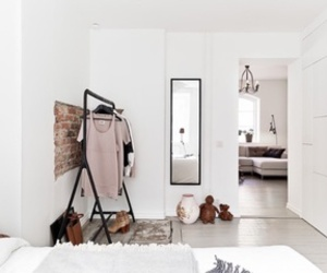 bedroom, clothes, and home image