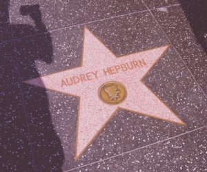 actress and audrey hepburn image
