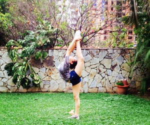 flexibility, gymnastic, and flexible image