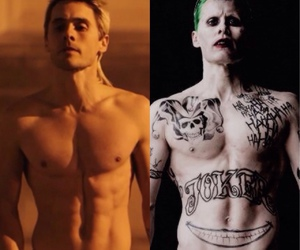30 seconds to mars, the joker, and hurricane image