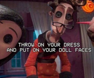 melanie martinez, coraline, and dollhouse image