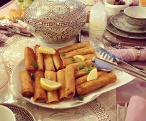 Ramadan and food image