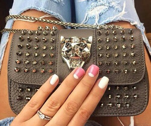 bag, Givenchy, and nails image