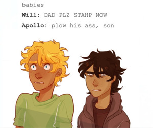 apollo and solangelo image
