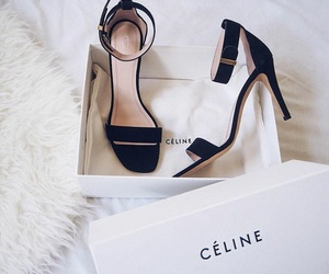 shoes, celine, and fashion image