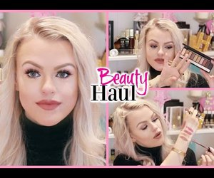 blonde, make-up, and youtube image