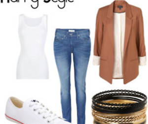 Harry Styles, one direction, and clothes image