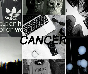 cancer, zodiac, and tumblr image