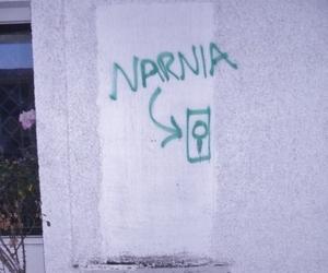 dreams, narnia, and wall image