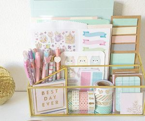 agenda, stationery, and planner supplies image