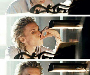 jace, the mortal instruments, and Jamie Campbell Bower image