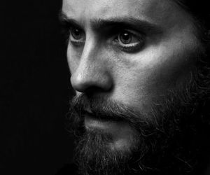 jared leto, 30 seconds to mars, and beard image