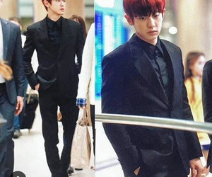 exo, fashion, and handsome image