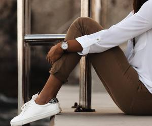 clothes, kfashion, and shoes image