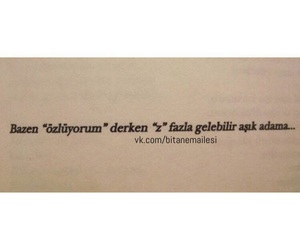 ask, turkish quotes, and hayatım image