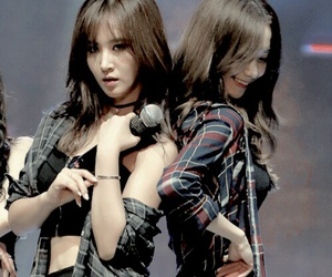 snsd, yuri, and yoona image
