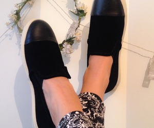 black, style, and steve madden image