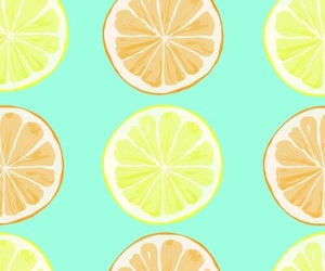 lemon, wallpaper, and orange image