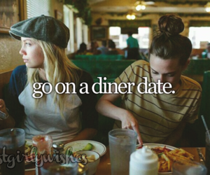 date and diner image