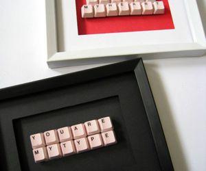 diy and keyboard image