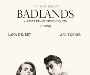 alex turner, badlands, and film image