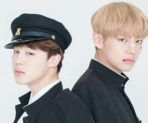 icon, kpop, and v image
