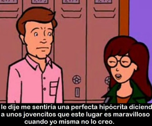 Daria, frases, and espanol image