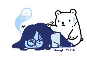 bear, disney, and cute image