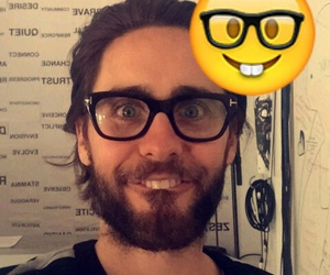 jared leto, snapchat, and 30 seconds to mars image