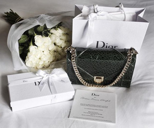 dior, bag, and luxury image