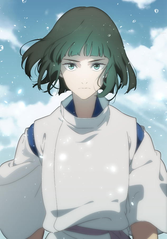 59 Images About Haku 千と千尋の神隠し Spirited Away On We Heart It See More About Anime Spirited Away And Studio Ghibli