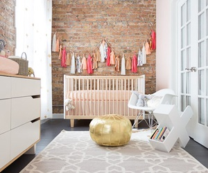 baby, bedroom, and design image