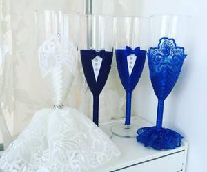 beauty, romantic, and wedding image