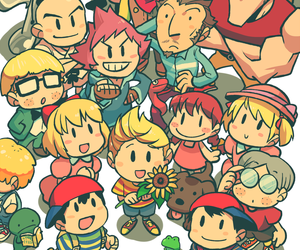 earthbound and mother image