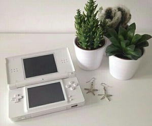 aesthetic, green, and white image