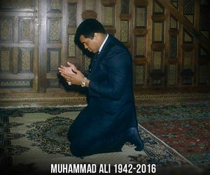 boxer, mohamed ali, and death image