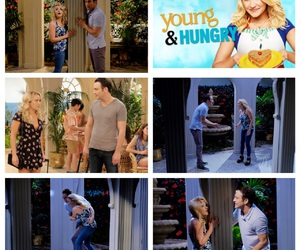freeform, young & hungry, and young and hungry image
