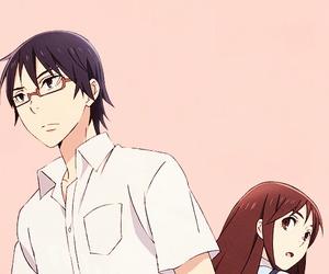 anime, manga, and boku dake ga inai machi image