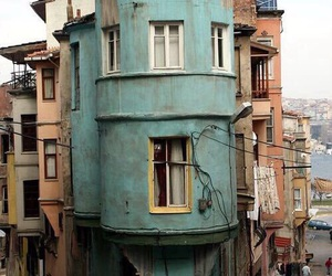 vintage, istanbul, and house image