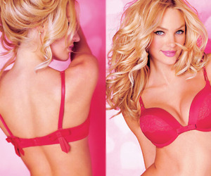 candice swanepoel, Victoria's Secret, and bra image