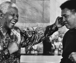 ali, and, and mandela image