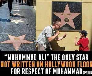 respect, islam, and muhammad ali image