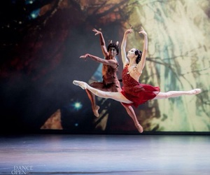ballet, dance, and mariinsky theatre image