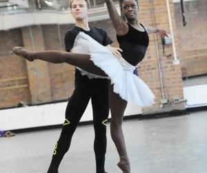 ballet, dance, and pas de deux image