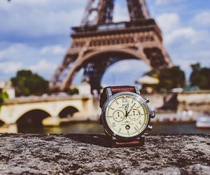 effeil tower, icewatch, and paris image