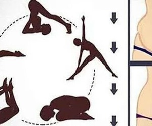 fitness, workout, and yoga image