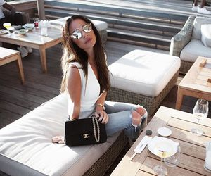 fashion, girl, and classy image